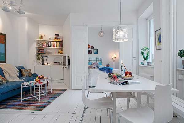 Phong cách thiết kế Scandinavian ảnh 8