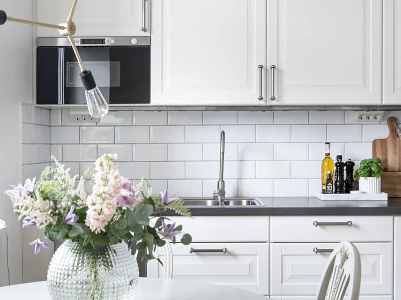 Mẫu Bếp Và Phòng ăn Tuyệt đẹp Phong Cách Scandinavian