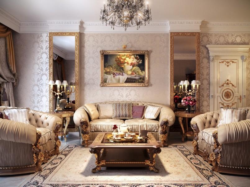 Phong cách thiết kế nội thất classic