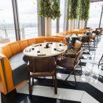Đồ Nội Thất Khách Sạn Phong Cách Chiết Trung Cho SushiSamba, London