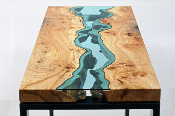 Topographic Coffee Table 600×400